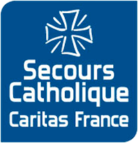 Logo Secours Catholique Caritas France